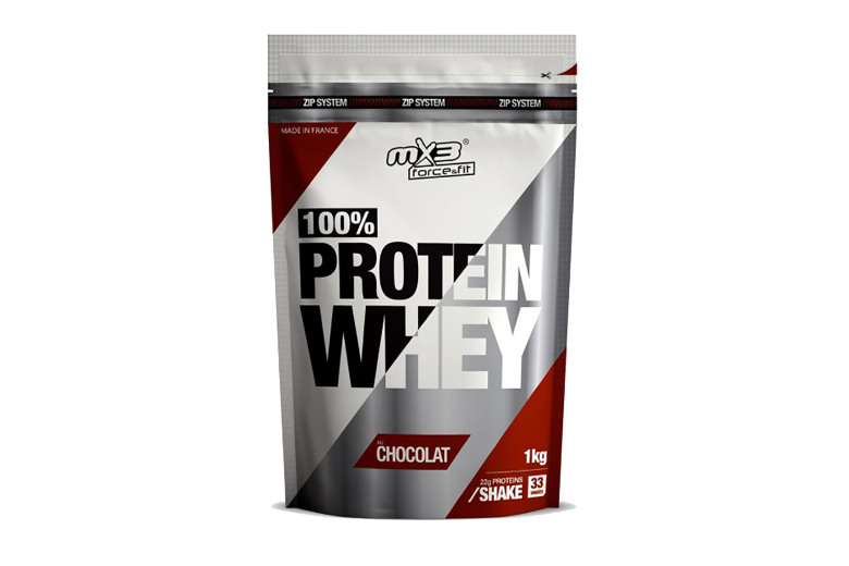 Trakks Nutrition & Care Nutrition Food supplements 100% Whey Chocolat 1 kg